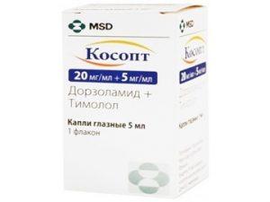 Лекарство от глазного давления