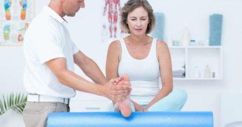 Лечебная физкультура при артрозе
