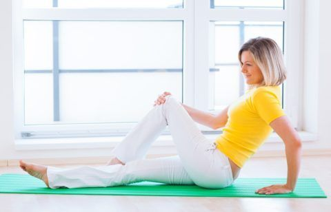 Лечебные упражнения помогают облегчить боль и восстановить подвижность