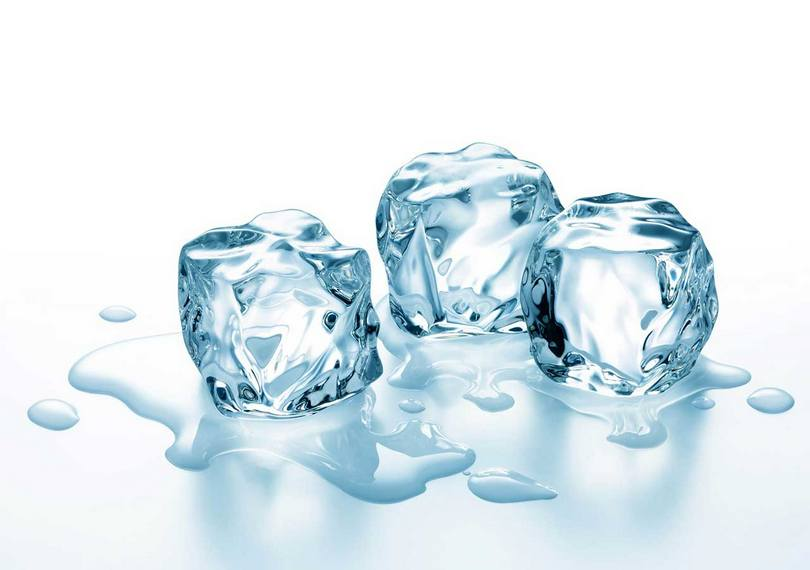 Ледяные свечи при геморрое