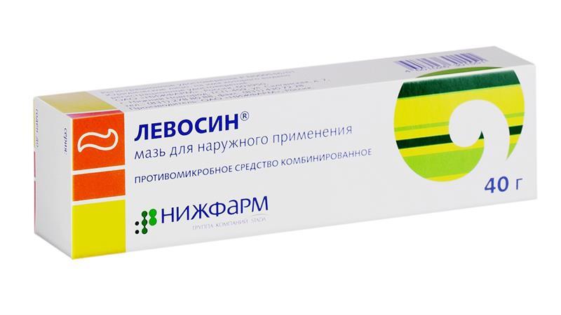 Левосин фармакология