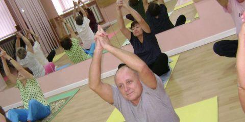 Лечебная зарядке при бурсите плеча