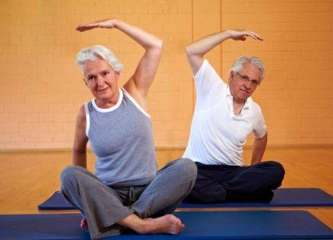 ЛФК при остеопорозе – неотъемлемая часть терапии
