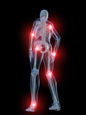 Любой сустав в организме человека может быть подвержен воспалению