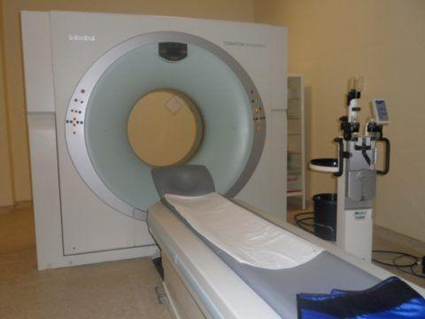 Магнитно-резонансная томография является наиболее информативным и безопасным методом диагностики