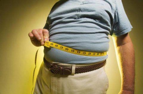 Наличие лишнего веса