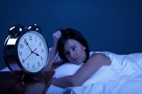 Нарушение сна – частая проблема