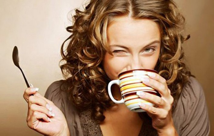 Наслаждаться кофе