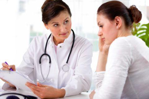 Необходимо всегда «прислушиваться» к своему организму и при любых настораживающих симптомах не тянуть с визитом к врачу.