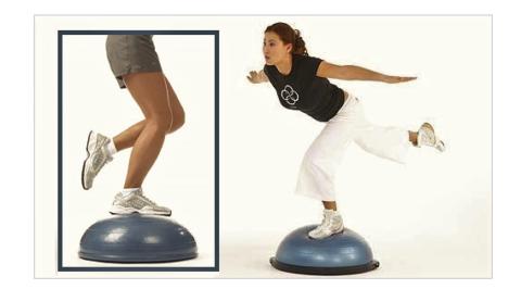 Незаменимые упражнения и лучший тренажёр для восстановления проприорецепции голеностопа
