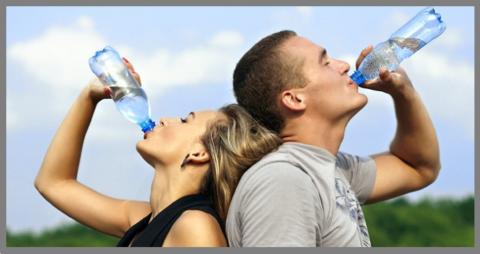 Нормализуйте дневной питьевой режим до 1,5-2 литров чистой жидкости