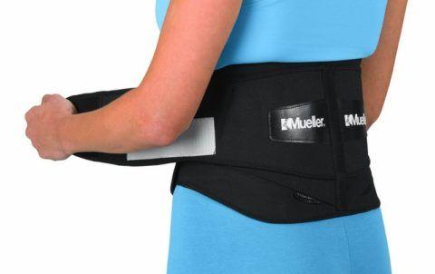 Ношение специальной конструкции позволяет облегчить состояние больного