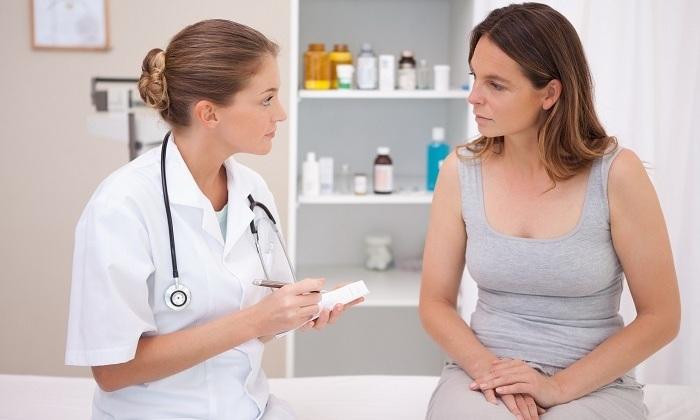 Нужно проконсультироваться с врачом