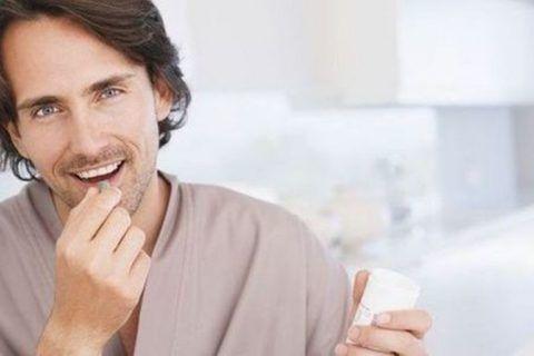 Обычно улучшение наступает уже на 2-3 день приема таблеток