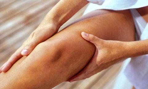 Очень сильная боль в ноге