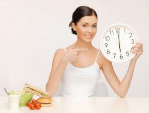 Ограничения в питании есть