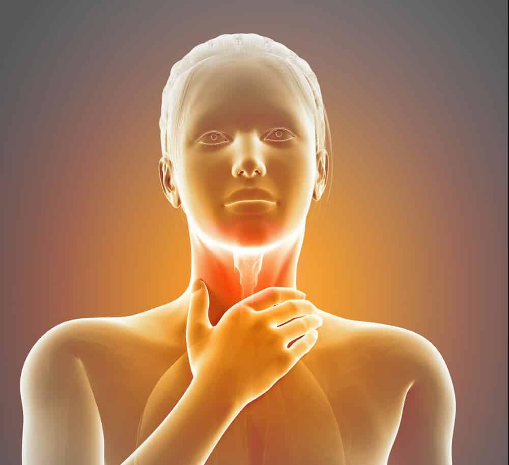 В каких ситуациях ощущение кома в горле может являться признаком рака?