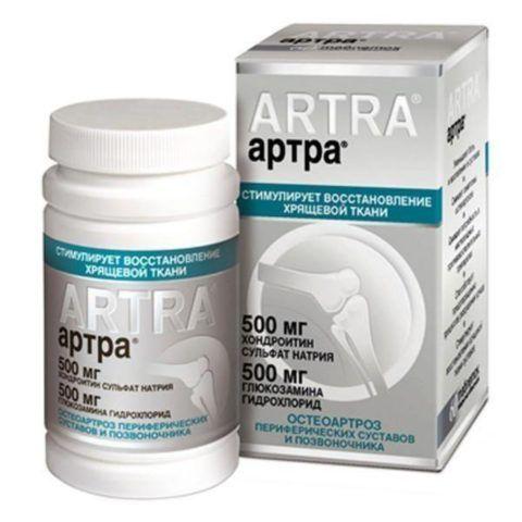 Основной препарат для лечения артроза
