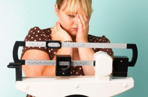 От лишней массы тела страдает весь опорный аппарат.