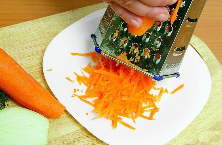 Тертые овощи от геморроя