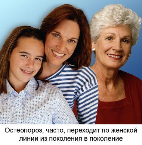 Передается заболевание по наследству