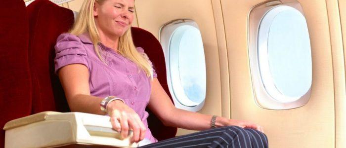 Можно ли при гипертонии летать на самолете?