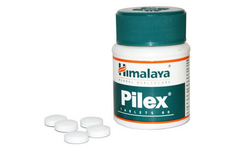 Пайлекс в таблетках