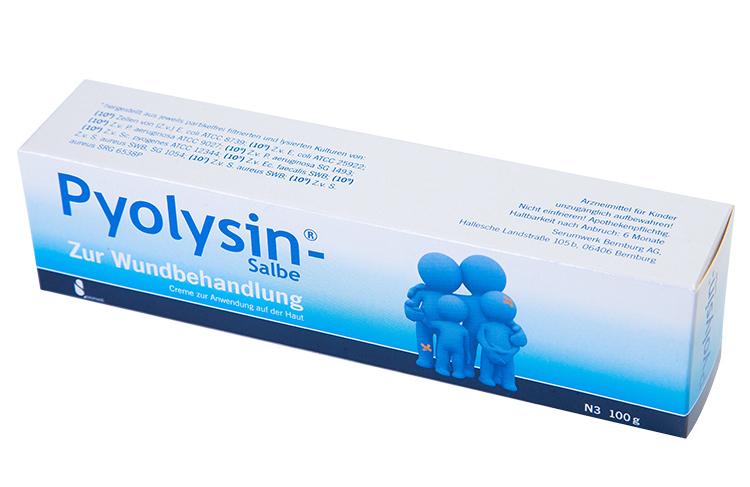 Пиолизин мазь