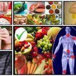 Питание имеет большое значение при заболеваниях суставов.
