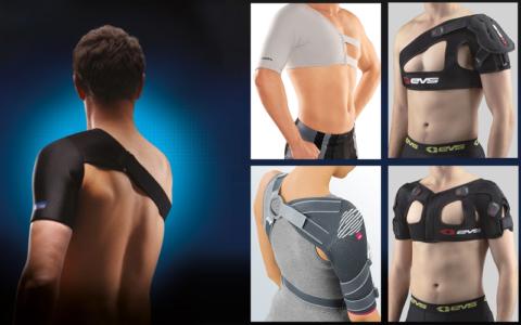 Плечевой сустав бандаж спортивный: некоторые виды из широкого ассортимента