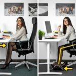 Подобрать высоту стула