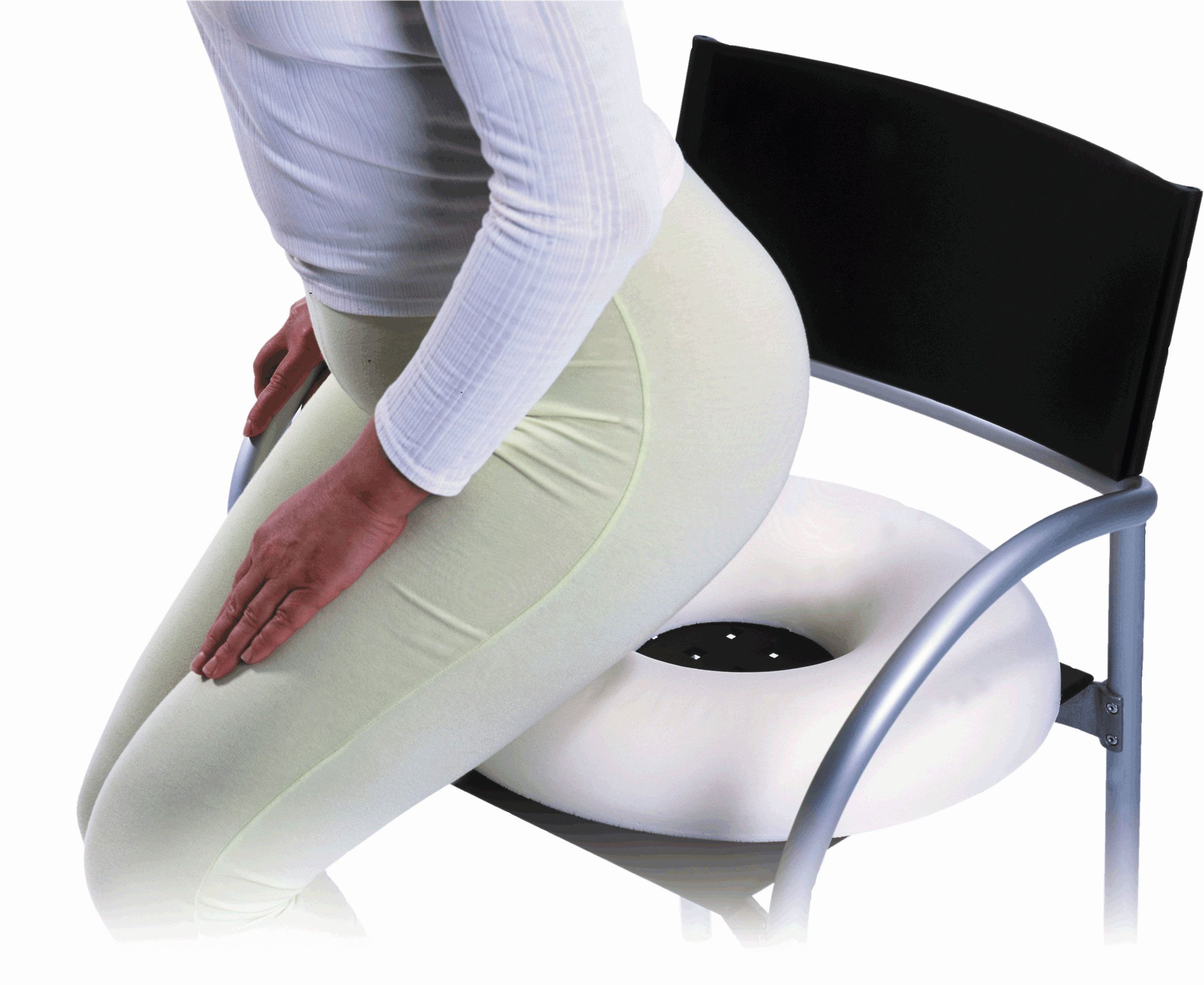 Ортопедическая подушка от геморроя