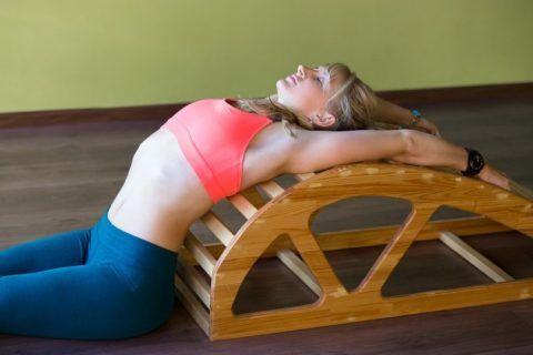 Пользу организму приносят упражнения лечебного фитнеса