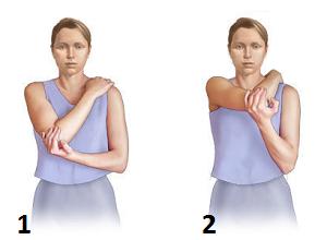 Помощь плечу – статическое напряжение