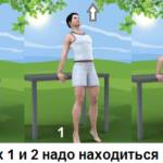 Постизометрия для трапеции, дельты и мышц плеча