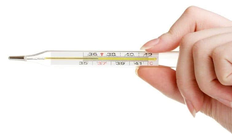 Повышение температуры при геморрое