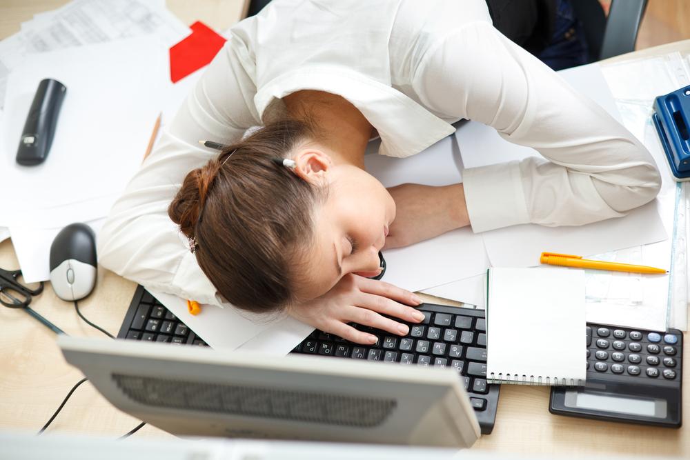 Повышенная сонливость и утомляемость
