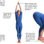 Правила выполнения йоги при геморрое и трещинах анального канала