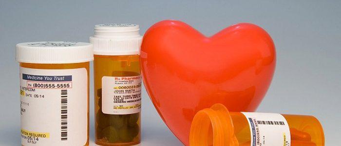 Препараты при сердечной недостаточности и гипертонии