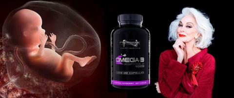Препараты с Омега 3 показаны всем, начиная с 4-го месяца внутриутробного развития