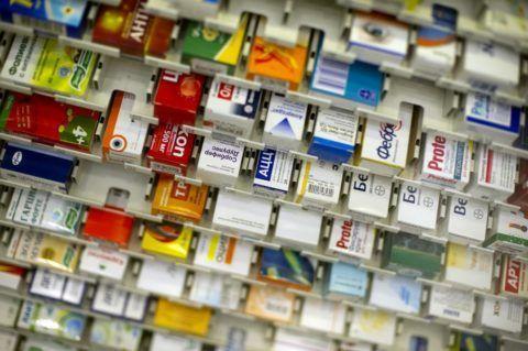Побочный эффеккт при приеме некоторых лекарств