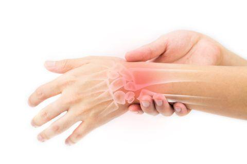 При синовите происходит активное воспаление