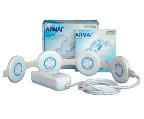 Прибор Алмаг-01 поможет в терапии больных сочленений.