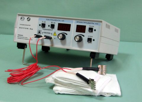 Прибор для проведения электрофореза