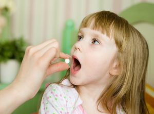 Высокое давление у ребенка