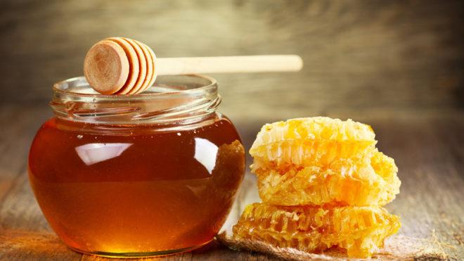 Примочки из мёда