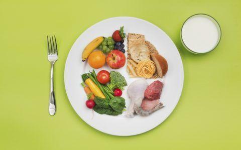 Рациональное питание благоприятно сказывается на состоянии костно-мышечной системы.