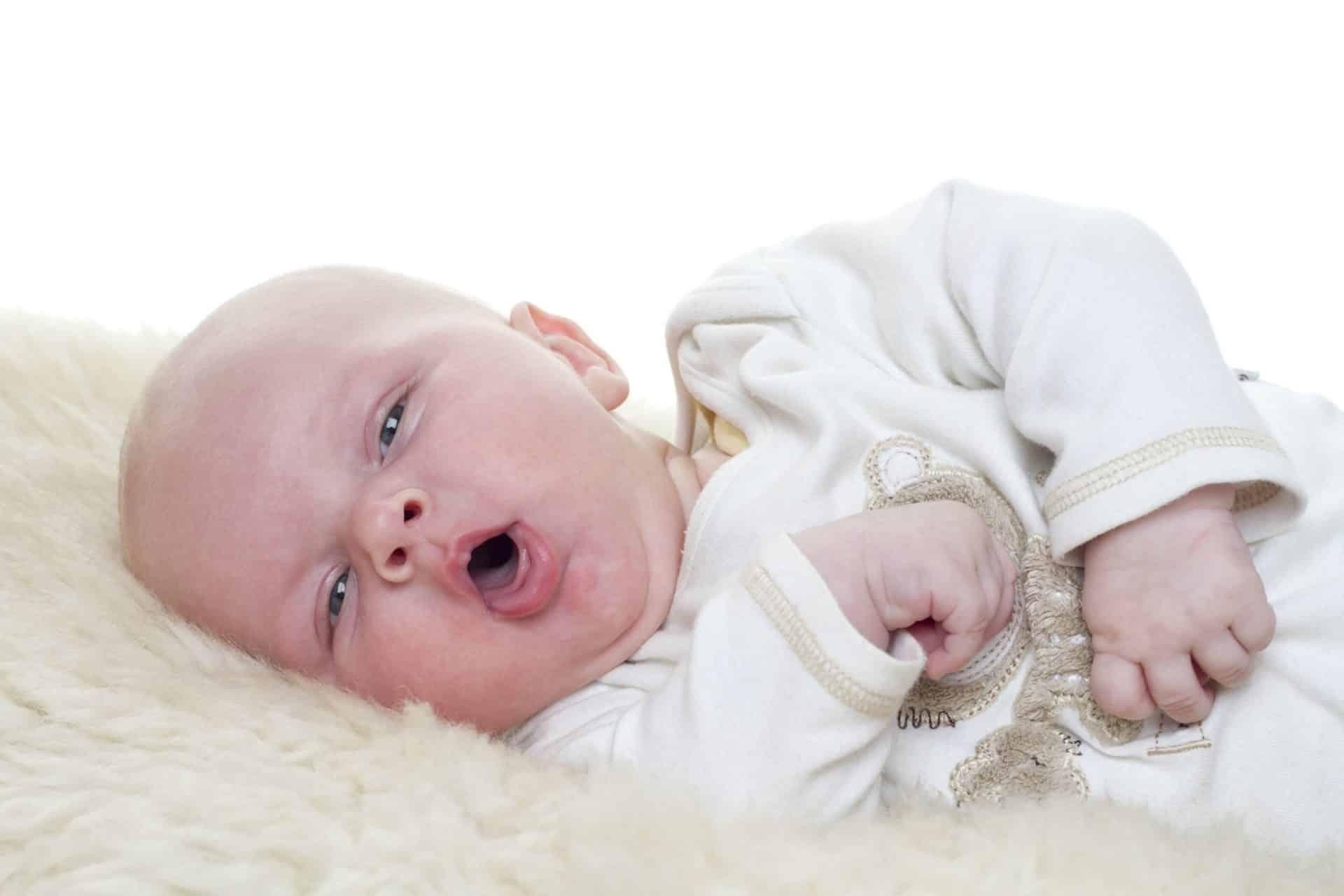 Что делать при мокроте у ребенка?