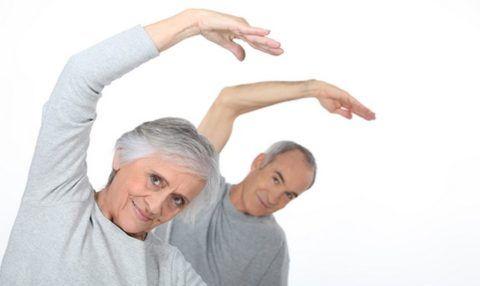 Регулярные гимнастические занятия – залог здорового позвоночника в пожилом возрасте