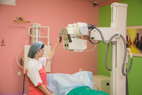 Рентген-исследование рекомендуется проходить не чаще 4 раз в год